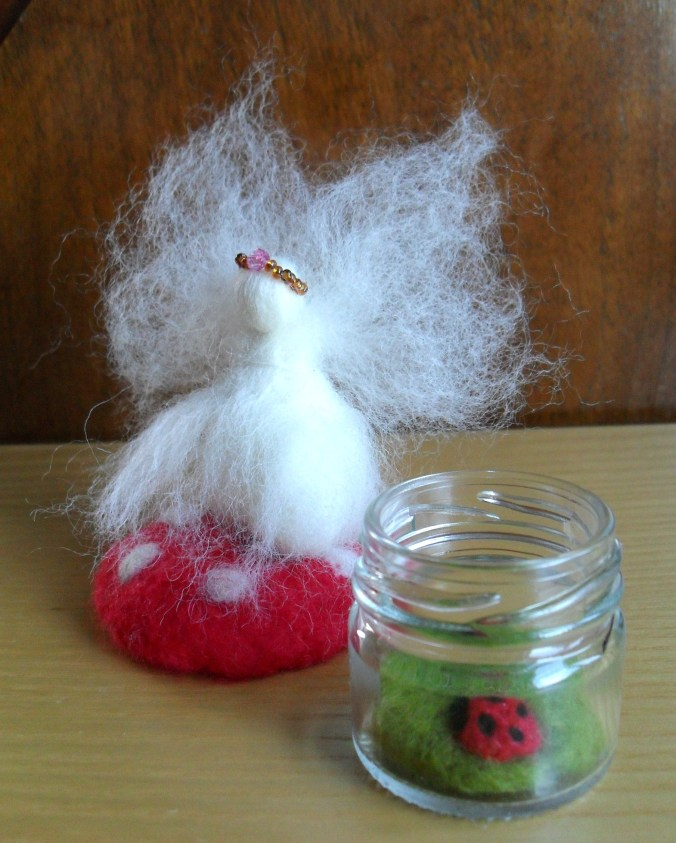 Tooth Fairy Jars can also be used as tiny trinket boxes.