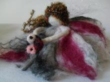 Gothic Flower Fairy