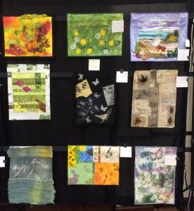 Challenge Quilts.....Flora & Fauna